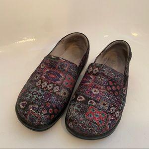 Alegria Kel #785 nursing clog shoes size 40      C